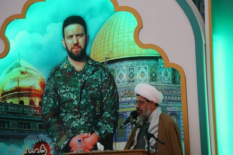 اعتقاد ملت ایران اعتقاد بسیجی و سپاهی است