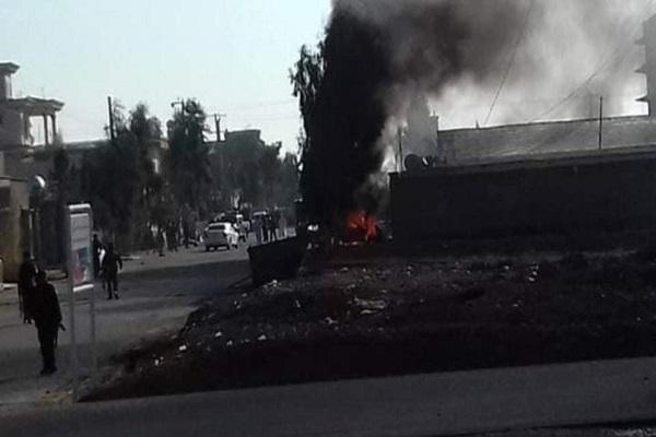 18 مجروح در اثر انفجار مین در افغانستان