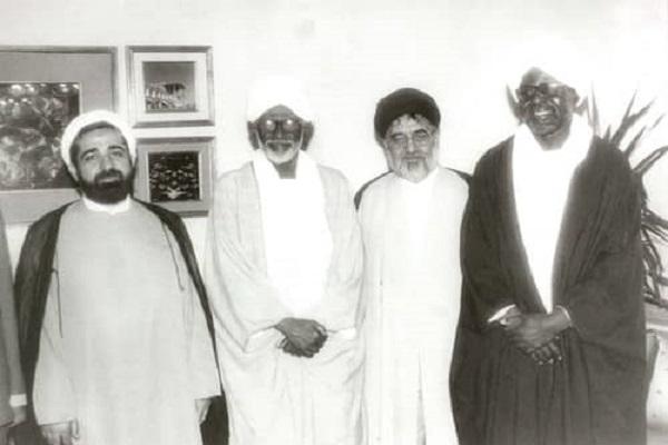 خسروشاهی پدیدهای نادر در فعالیت برونمرزی و وفادار به اسلام انقلابی بود