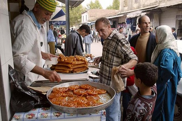 رمضان در الجزایر؛ فستیوال خوراکیهای متنوع