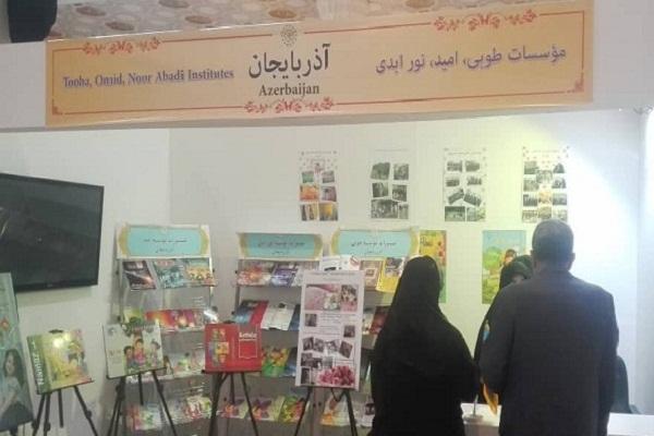 طلوع «نور ابدی» جمهوری آذربایجان در نمایشگاه قرآن