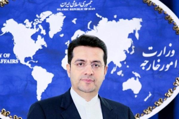 واکنش موسوی به اظهارات وزیر خارجه آلمان در استکهلم: دوستان اروپایی ماده 36 برجام و مقدمات علم حقوق را با دقت مطالعه کنند