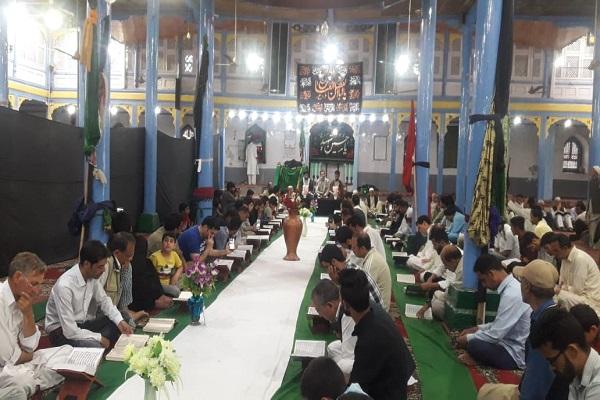آداب قرآنی مسلمانان هند از دستدادن با قاری تا علاقه به جمعخوانی آیات