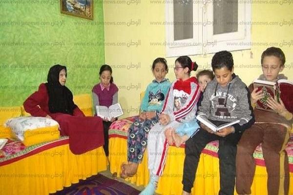 بانوی مسن حافظ قرآن و یک عمر خدمت به کتاب خدا