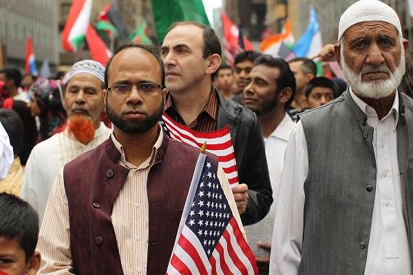 اسلام در آمریکا با وجود فضای اسلامهراسی، از رشد محسوسی برخودار است