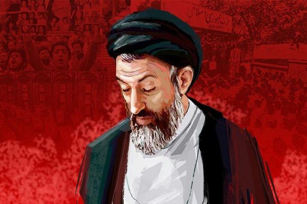 جمعه// امام چگونه شهید بهشتی را به خط مبارزین علیه طاغوت فراخواند؟