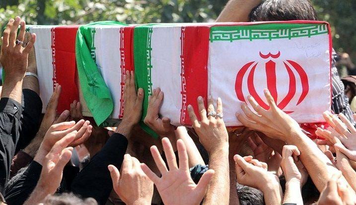 پیکر شهید جانباز دفاع مقدس در گتوند تشییع شد