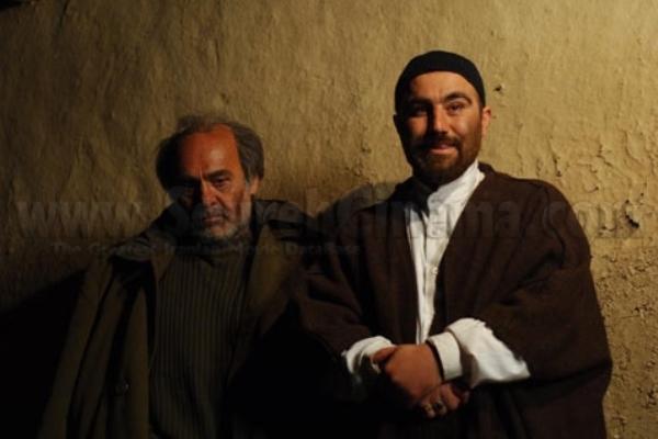 نتیجه تصویری برای محسن تنابنده در فیلم استشهادی برای خدا