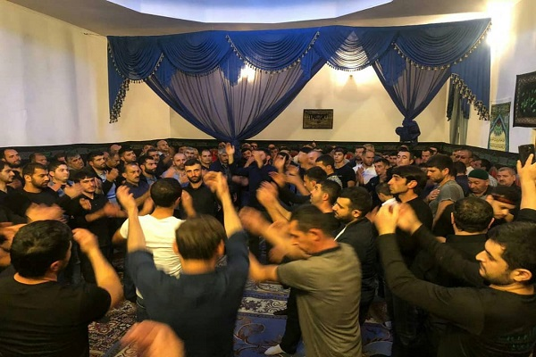 """""""Shiítas rusos conmemoran los días del luto Hussainí"""""""