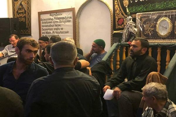 عزاداری دهه اول محرم در «سامارا»ی روسیه برگزارشد + عکس و فیلم