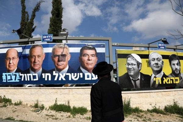 توسعهطلبی و نژادپرستی؛ وجه مشترک دو حزب رقیب انتخابات اسرائیل