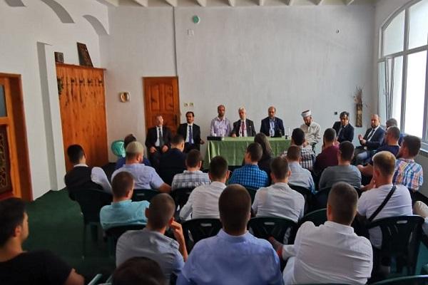 مراسم تجلیل از حافظان قرآن در بلغارستان
