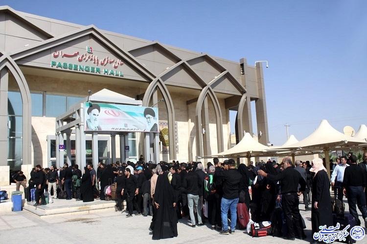 گسترش فوری ارائه خدمات در مرز مهران، در پی ازدحام جمعیت زائران اربعین