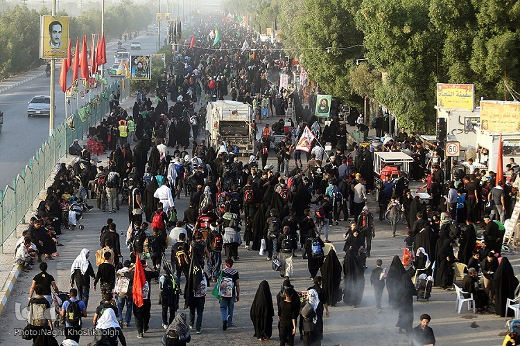 راهپیمایی اربعین؛ بستر مناسبی برای ایجاد گفتمانهای مقاومت اسلامی