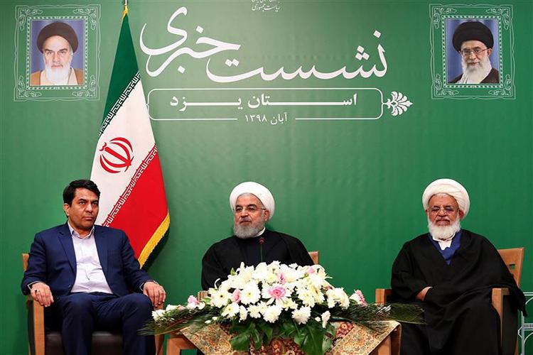 دو وعده رییسجمهور برای یزدیها/تامین آب برای 30 سال آینده