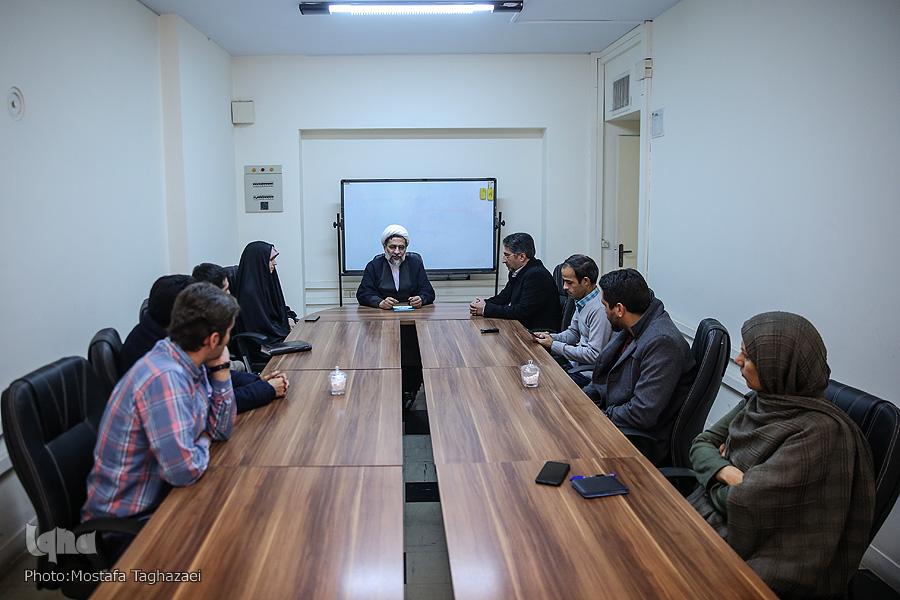 بازدید دبیر شورای توسعه از سازمان قرآنی دانشگاهیان / مراکزی مثداق حدیث نبوی
