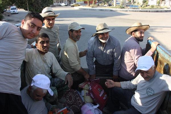 امکانات از مسئولان؛ خدمترسانی از گروههای جهادی / ضرورت بهرهگیری از ظرفیتهای جهادگران