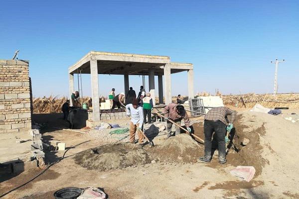 مسئولان با تأمین امکانات جهادگران را همراهی کنند / ظرفیتهای بالقوه برای آبادانی