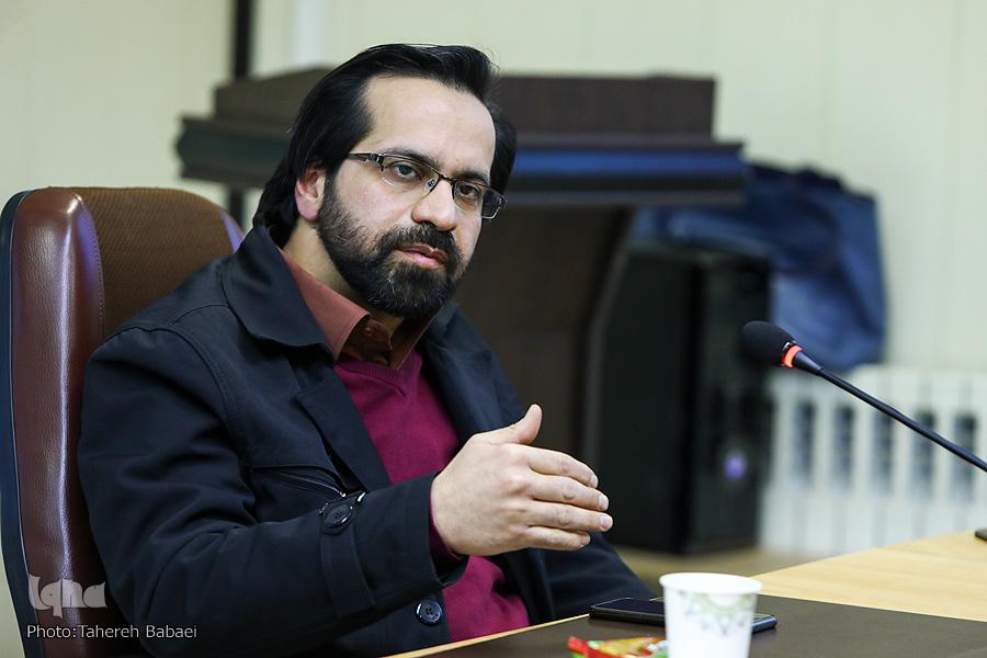 حسین خندقآبادی، عضو هیئت علمی دایرهالمعارف بزرگ اسلامی