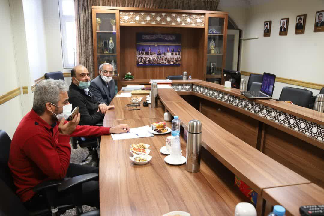 برگزاری جلسه هماهنگی داوران مسابقات بینالمللی قرآن + عکس
