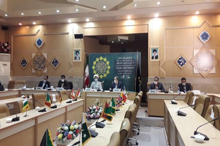 /تکمیل/ یکرنگی نژادها و زبانهای مختلف زیر چتر مسابقات قرآن