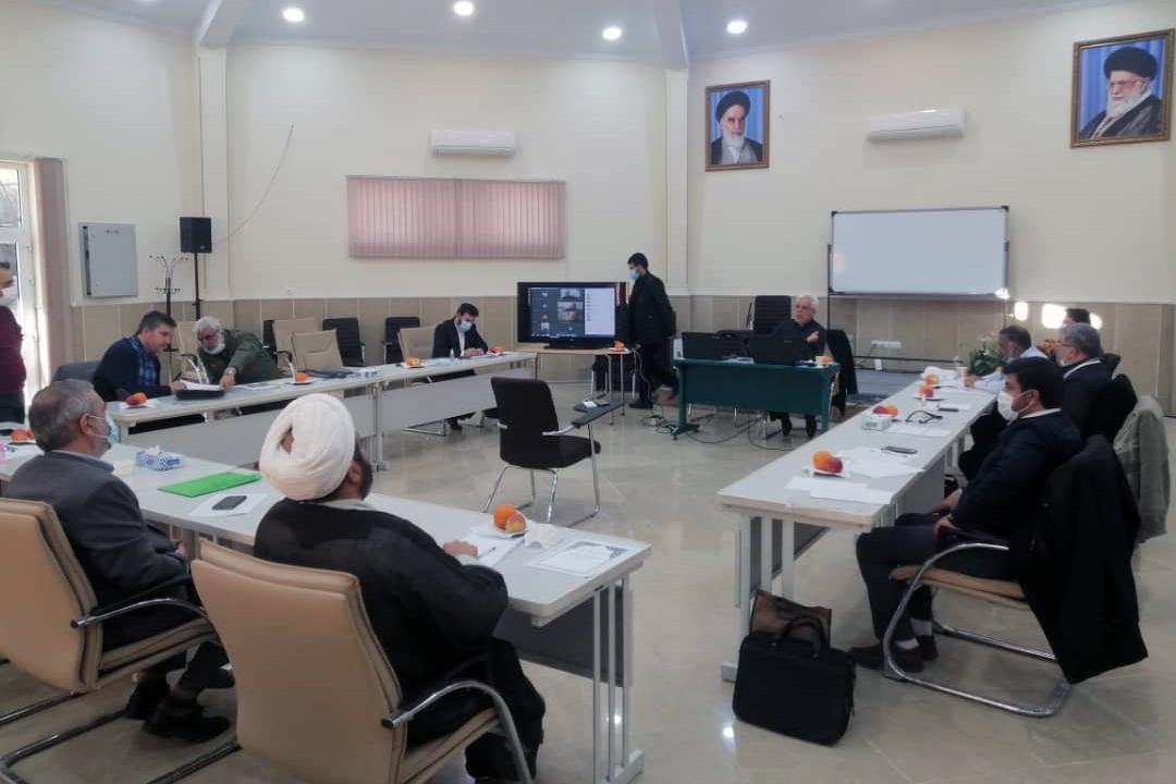 نهمین جلسه اتحادیه کشوری مؤسسات قرآن و عترت برگزار شد