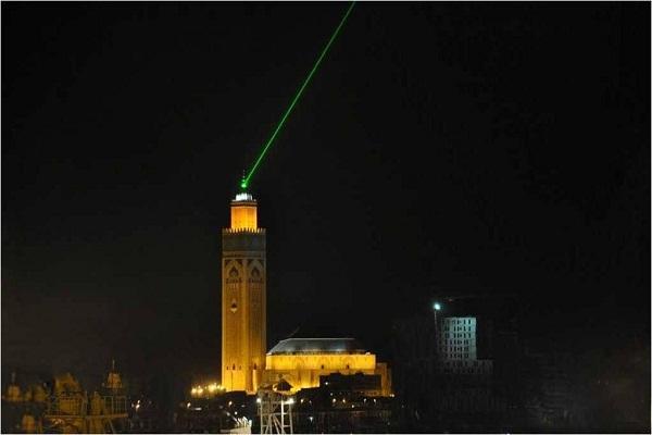 مسجدی که نماد یک کشور شد + فیلم