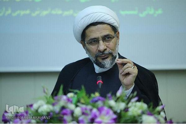 حجت الاسلام والمسلمین حمید محمدی، دبیر شورای توسعه فرهنگ قرآنی