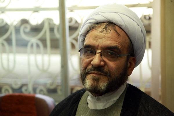 حجتالاسلام والمسلمین عبدالرضا ایزدپناه مشاور رئيس و رئيس شورای اطلاعرسانی قوه قضائيه