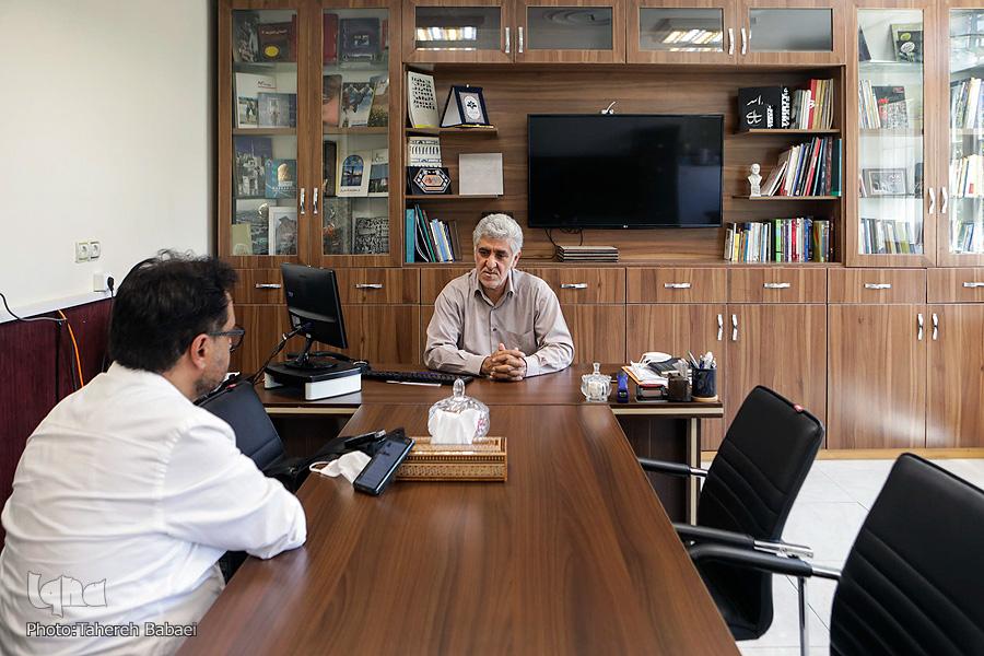 لحظه لحظه بودن در جهاد دانشگاهی را دوست دارم / تخصص در جهاد دانشگاهی حرف اول را میزند