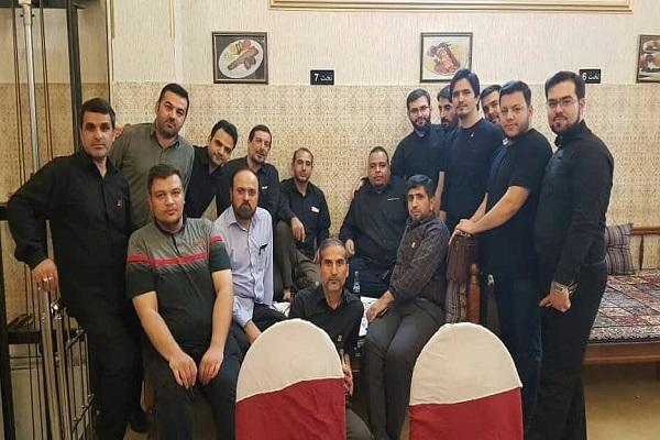دلنوشتههایی از سفر کاروان قرآنی نور به عتبات عالیات ذر ایام اربعین حسینی