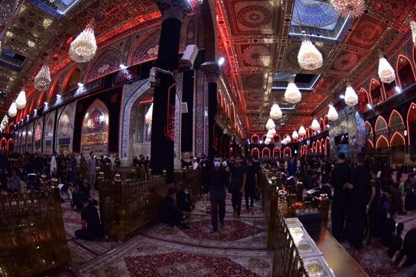 حال و هوای شبهای کربلا در آستانه اربعین حسینی + عکس