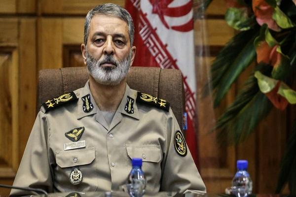 امیر سرلشکر موسوی، فرمانده کل ارتش