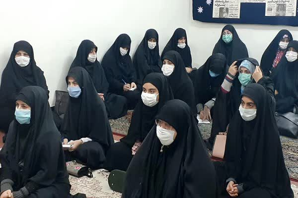 ثبتنام ۱۲۵ نفر برای تحصیل در مدارس علمیه خواهران لرستان /  ۳۱ اردیبهشت پایان مهلت نامنویسی