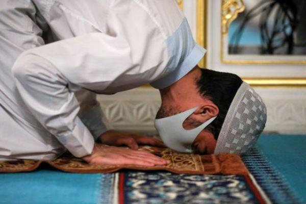آماده// مسلمانان آلمان و مقابله با کرونا در ماه مبارک رمضان/ گزارش