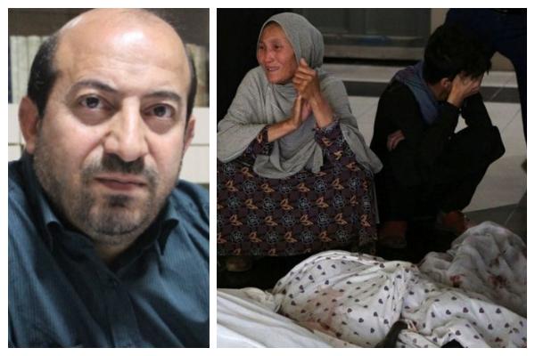 کشتار شیعیان مظلوم افغانستان و مرگ حقوق بشر