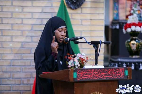 فرهنگی/ برگزاری محفل بینالمللی شعر بانوان جهان اسلام در حرم رضوی + عکس