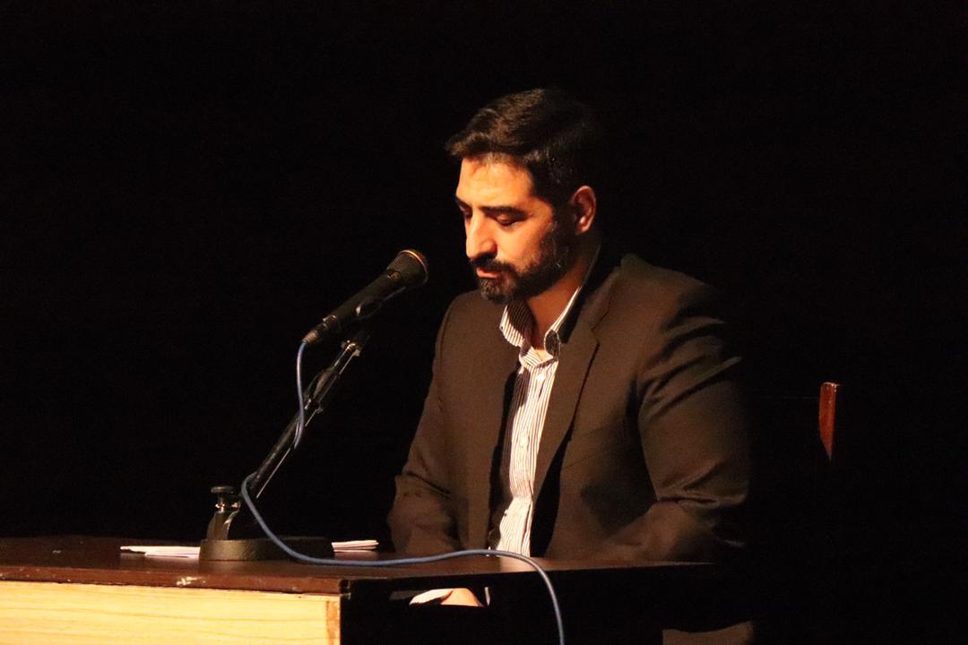 عارف قرآنی سید هاشم حداد با سیر در معانی قرآنی به مقامات عرفانی رسید