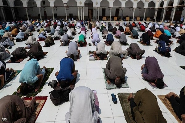 رمضان در مصر؛ از برپایی حلقههای تلاوت تا نمایش تسامح دینی + عكس