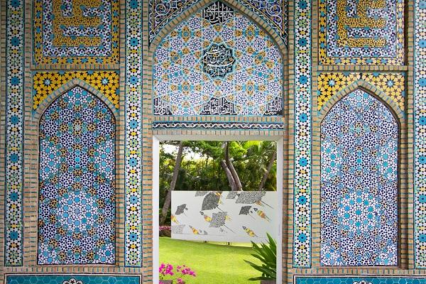 شانگریلا: نمایش هنر اسلامی در قلب اقیانوس آرام
