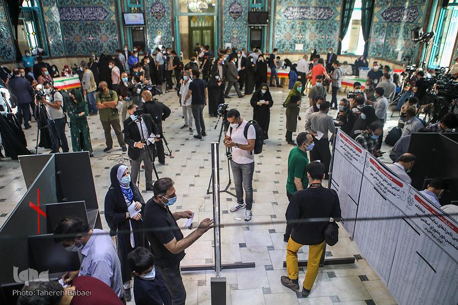 مردم در مسیر «کار درست» در انتخابات 1400 + جدول اطلاعات آماری