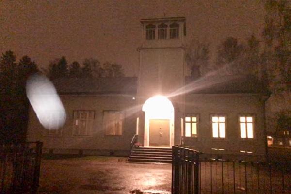 نگاهی به اولین مسجد نوردیک + تصاویر