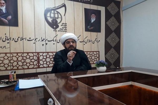 تولید برنامه رسانهای احلی من العسل/ هیئتهای دانشآموزی انصارالمهدی در لرستان برپا میشوند