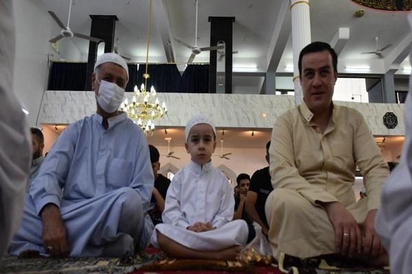 عکس | برپایی نماز عید قربان در گوشه و کنار جهان