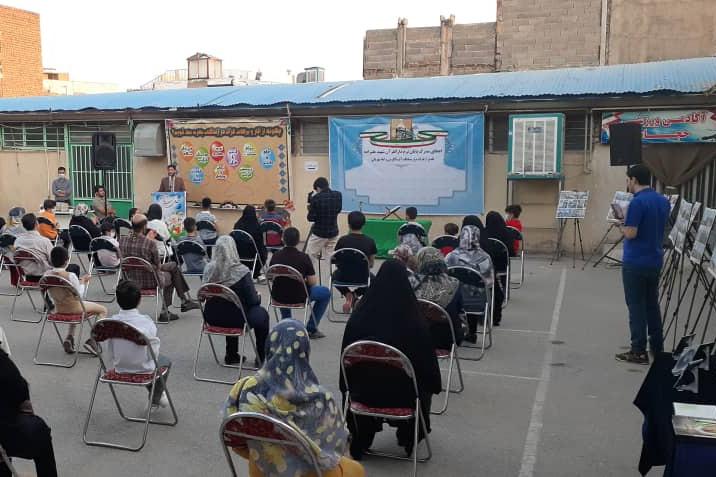 اختتامه نمایشگاه محصولات دارالقرآن شهید علیزاده برگزار شد