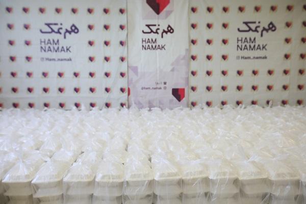اینجا فَاسْتَبِقُوا الْخَيْرَاتِ است/هم نمکی 10 هزار نفره در عید غدیر