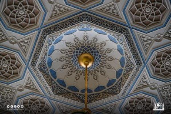 استفاده از هنر معماری اسلامی در توسعه مسجدالحرام +عکس