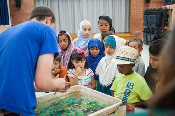 «موج بعدی مسلمانان»؛ موسسهای برای تربیت نسل آینده مسلمانان آمریکا / اماده