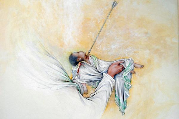 بیان از هنر امام حسین(ع) قاصر است/ دانشکدهای برای هنر اصیل ایرانی نداریم