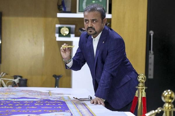عرضه بزرگترین قرآن جهان در اکسپو 2020 دبی